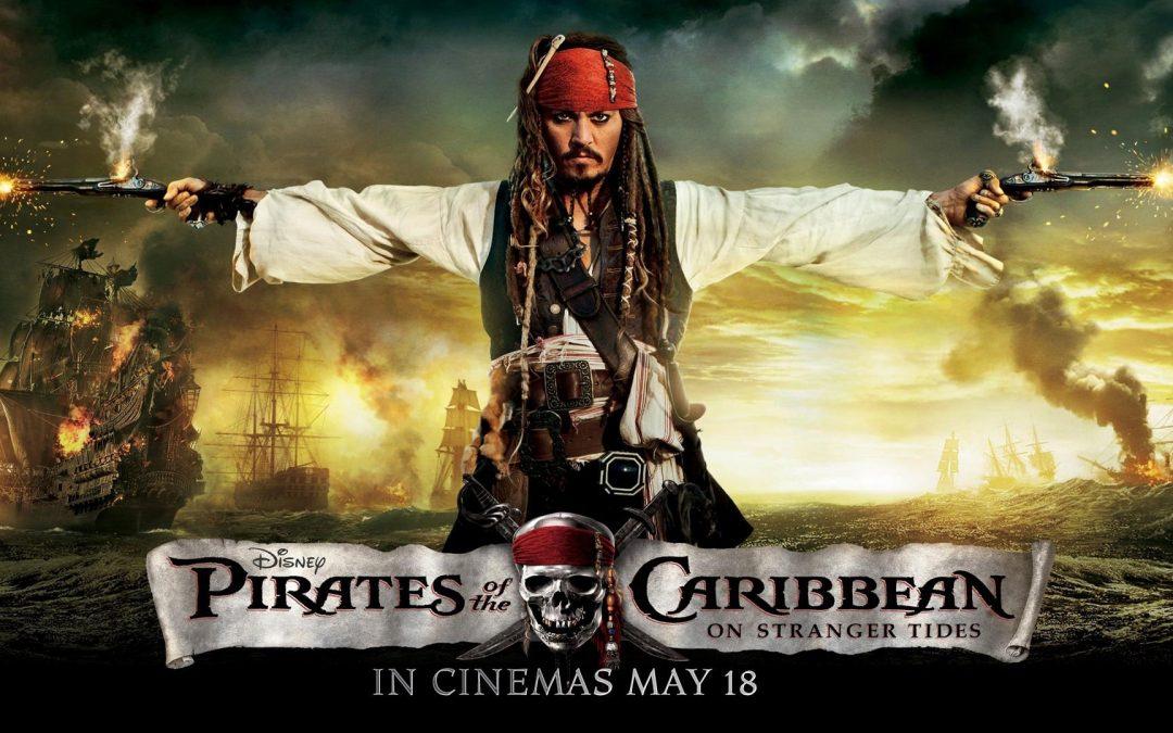 قراصنة الكاريبي.. الاداء الرائع والموسيقى المذهلة